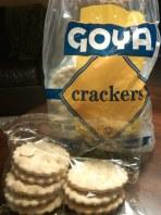 Goya Crackers