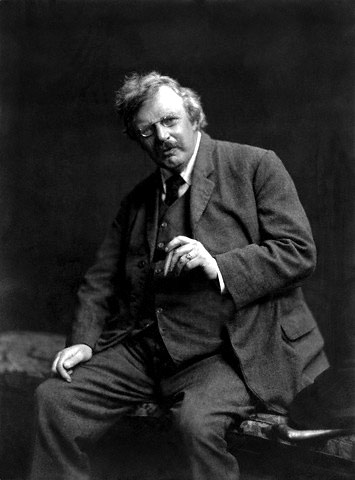 A Couple of My Favorite Chesterton Quotes