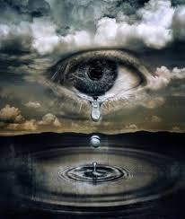 Eye with teardrop2